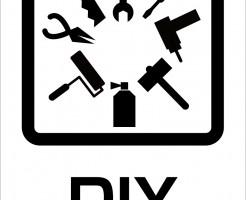 DIYロゴ