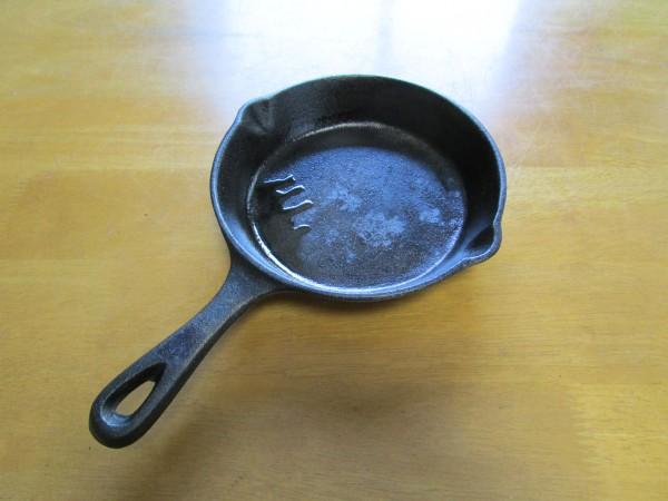 ニトリのスキレット鍋