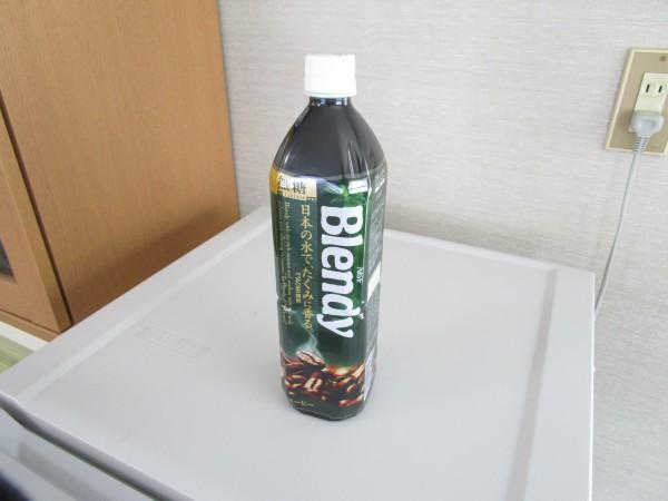 ブレンディボトルコーヒー無糖900ml