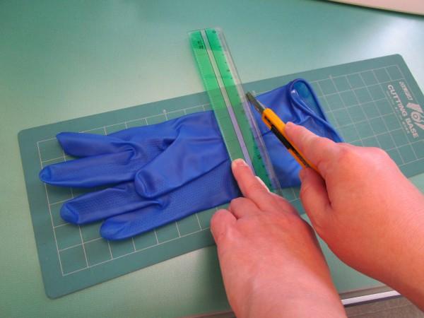 ゴム手袋の洗い方12
