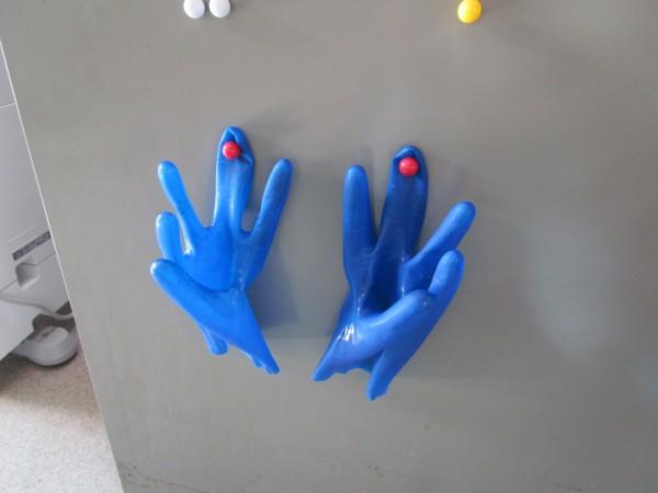 ゴム手袋の洗い方9