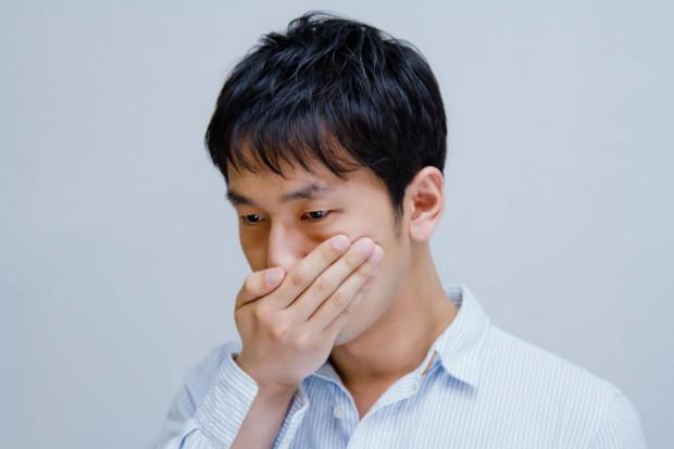 口が臭くなる原因1